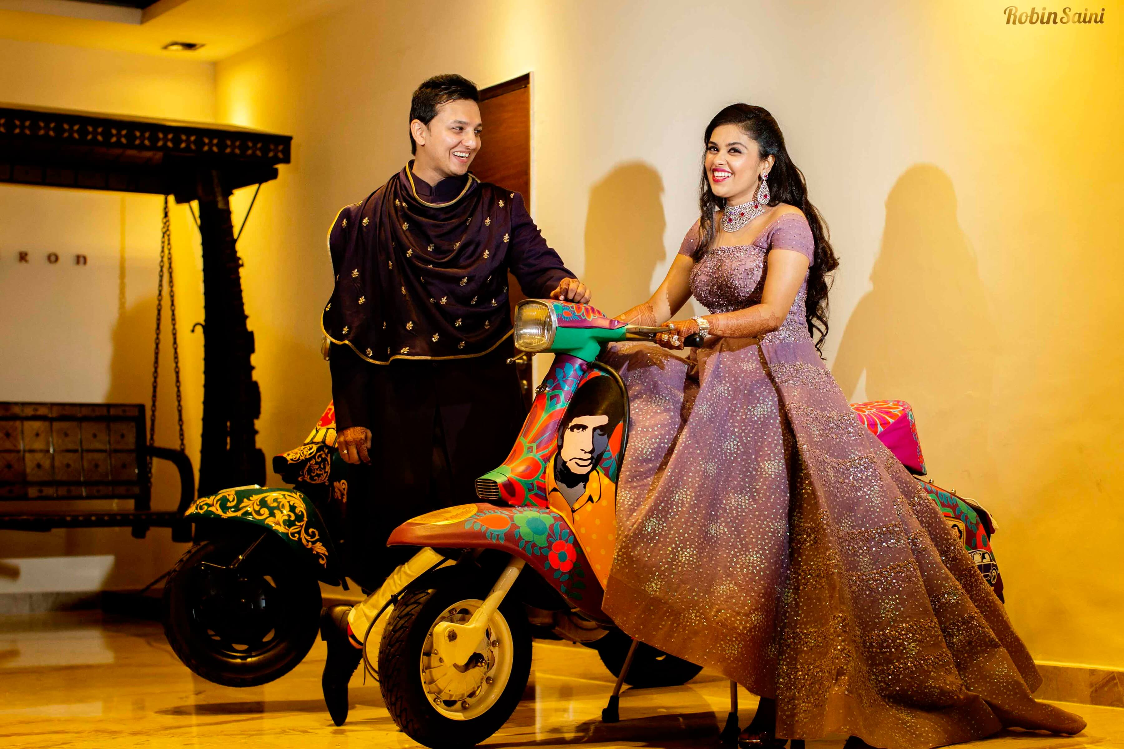 Indian Pre Wedding Planning