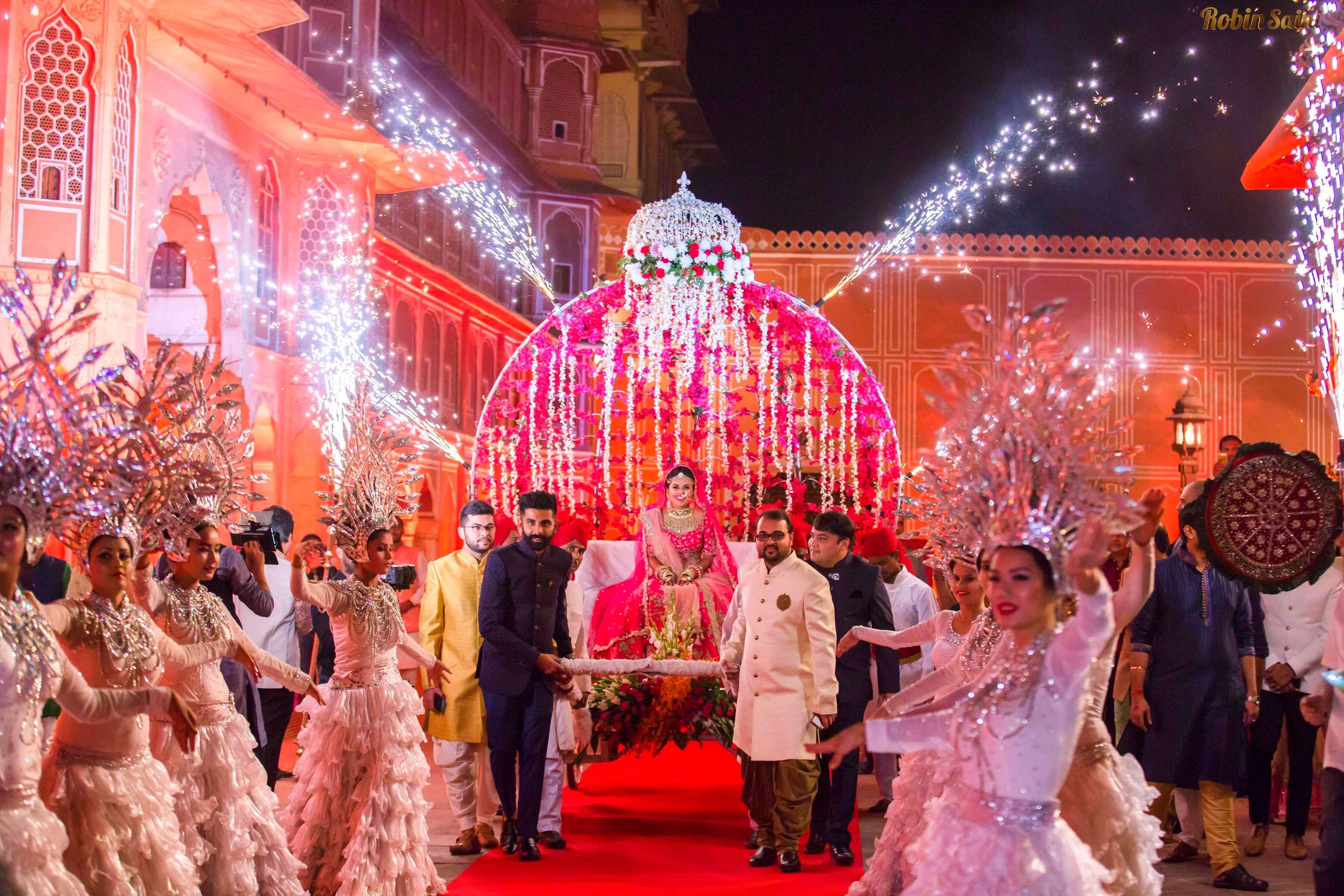 Royal Destination Wedding Planner