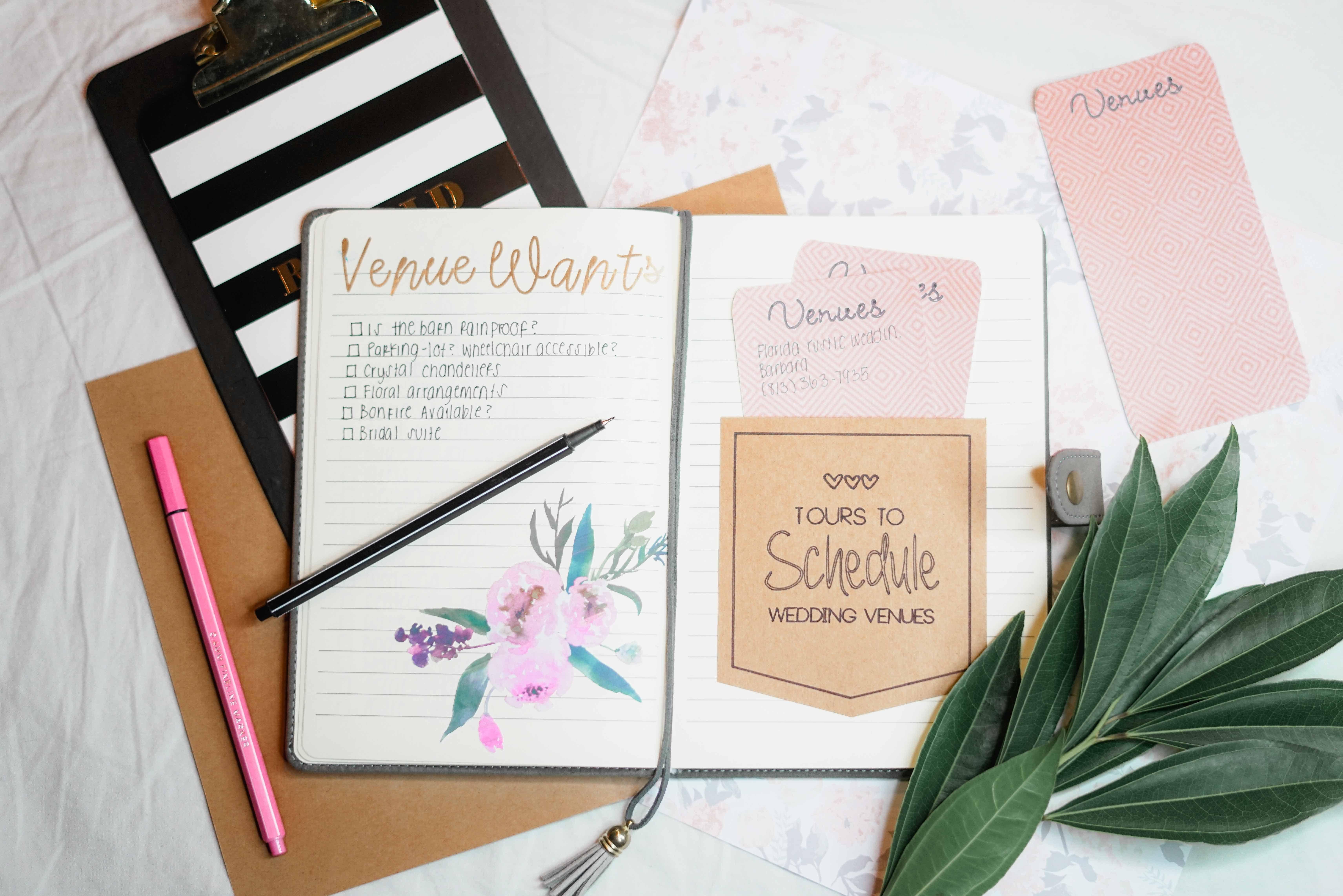 Schedule Your Wedding