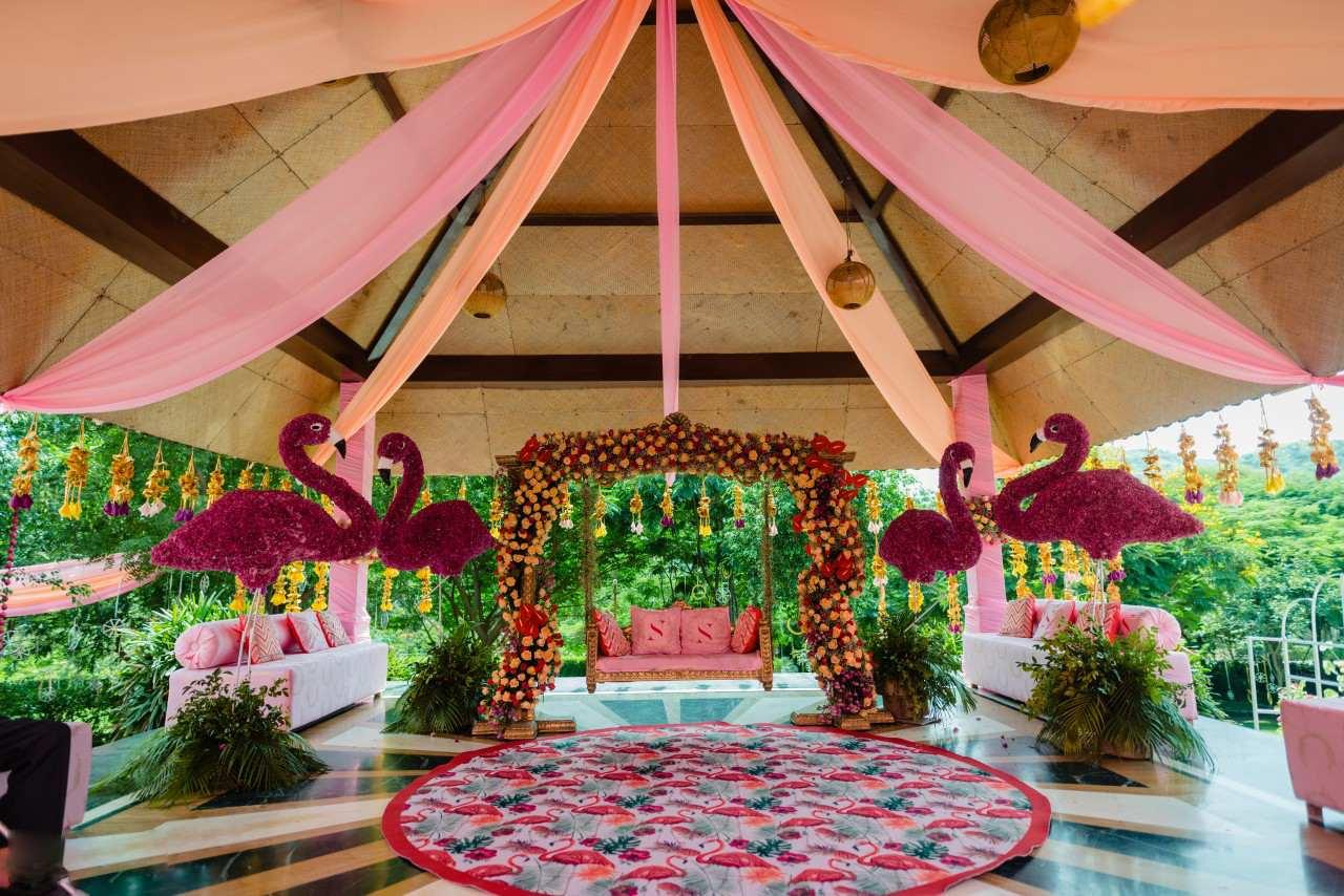 Wedding Mehandi Decoration