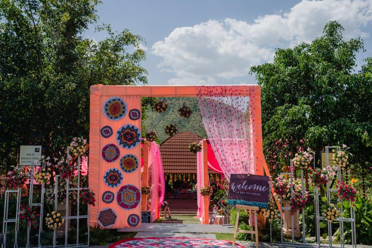 Wedding Mehandi Celebration